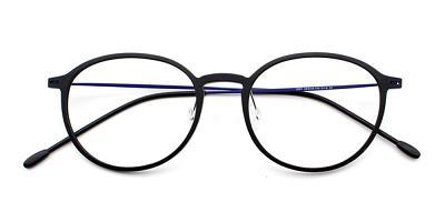 Rania Eyeglasses Black