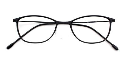 Melody Eyeglasses Black