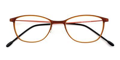 Melody Eyeglasses Brown